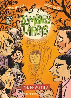 La petite ville de Noirsant abrite un secret : dans le vieux cimetière abandonné habitent quelques gentils zombies.